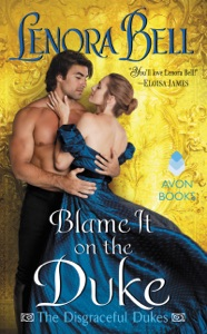 Blame It on the Duke - Lenora Bell pdf download