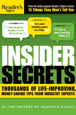 Insider Secrets - Editors of Reader's Digest