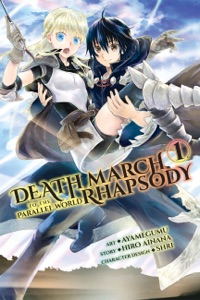 Death March to the Parallel World Rhapsody, Vol. 1 (Manga) - Hiro Ainana & Ayamegumu pdf download