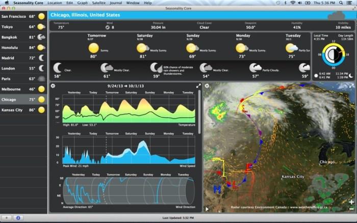 Seasonality Core Screenshot 01 138243n