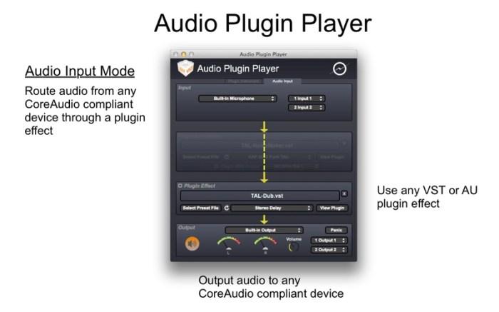 Audio Plugin Player Screenshot 02 ikzebvn