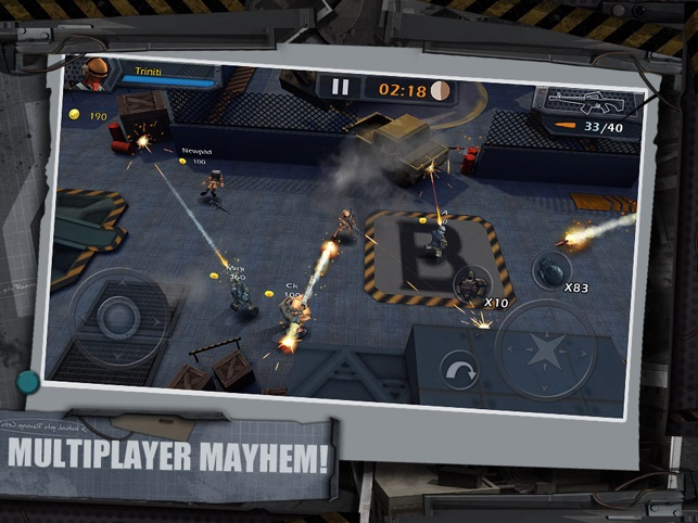 WarCom: Shootout Screenshot