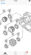 Parts and diagrams for Audi on the App Store