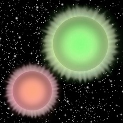 Two Stars Plus - combine number stars to make tens