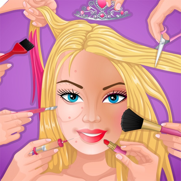 Super Makeover for Teeth, Spa, hair, Nail, Dressup