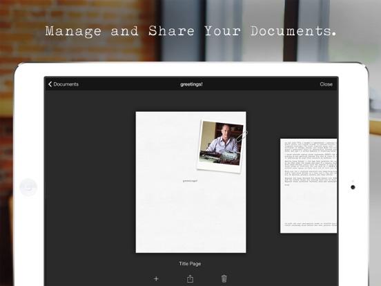 pdf writer for ipad free