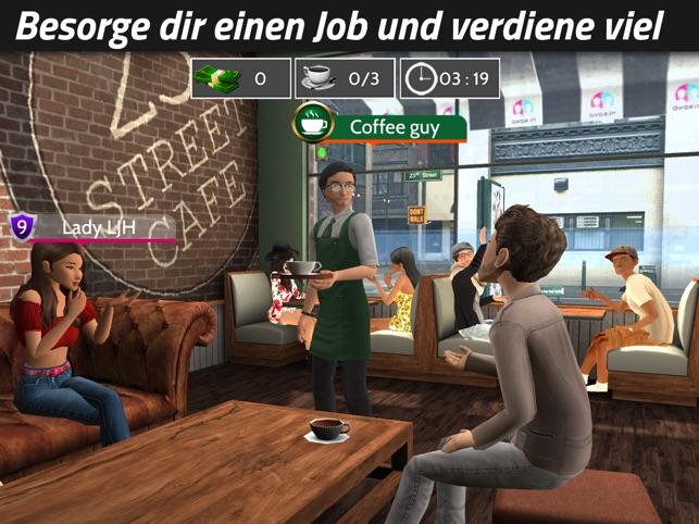 Avakin Life – 3D Virtual World Screenshot