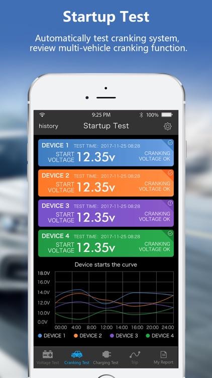 Multi-Battery Monitor by dacheng
