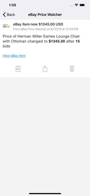 Pushover Notifications Screenshot