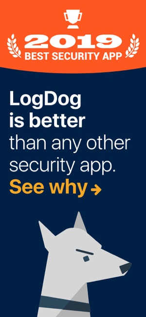 ‎LogDog - Mobile Security 2019 Screenshot