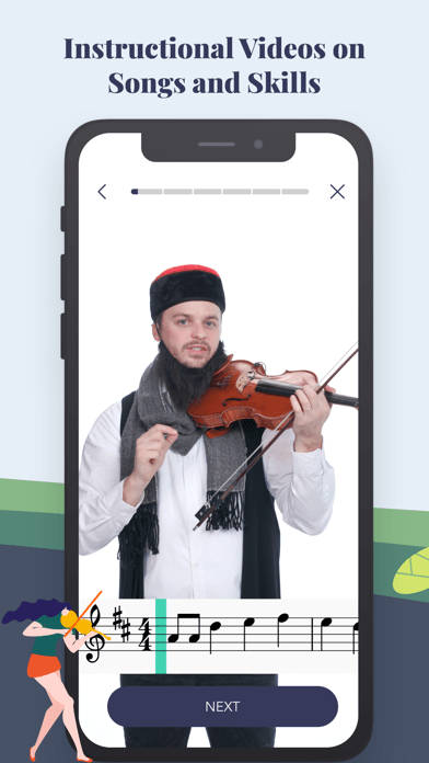 Trala: Learn Violin for Pc - Download free Education app ...