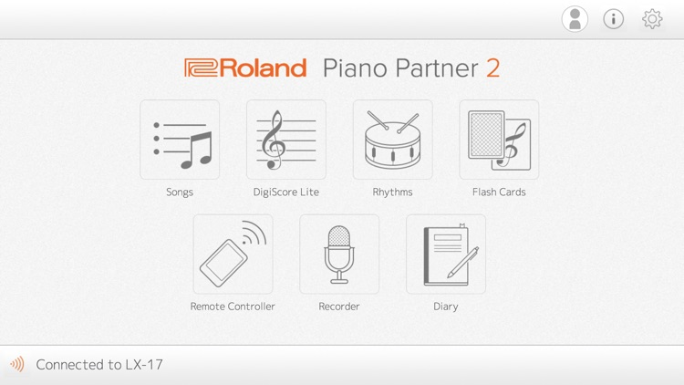 Piano Partner 2 by Roland Corporation