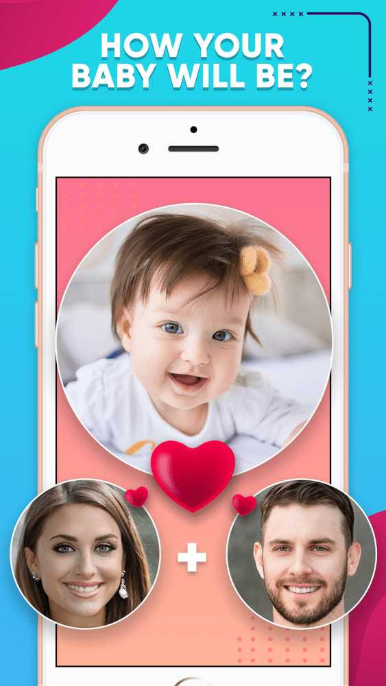 What Your Baby Will Look Like Generator Free : generator, Future, Generator, IPhone, Download, AppPure
