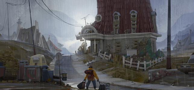 Old Man's Journey Screenshot