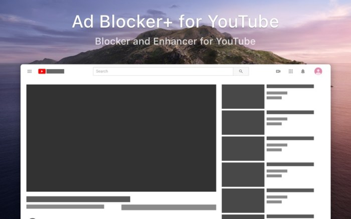 Yuki - Ad Blocker+ for YouTube Screenshot 01 wxfk2dn
