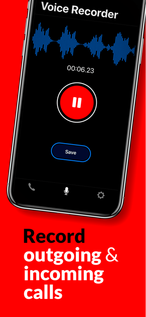‎Call Recorder App. Screenshot