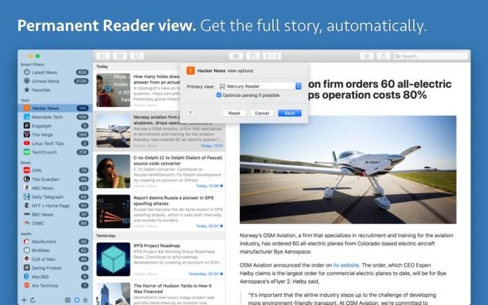 News Explorer Screenshot 05 12x8drn