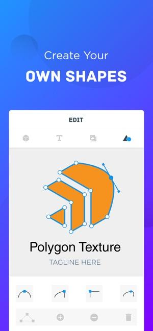 Logo Maker - Design Monogram Screenshot