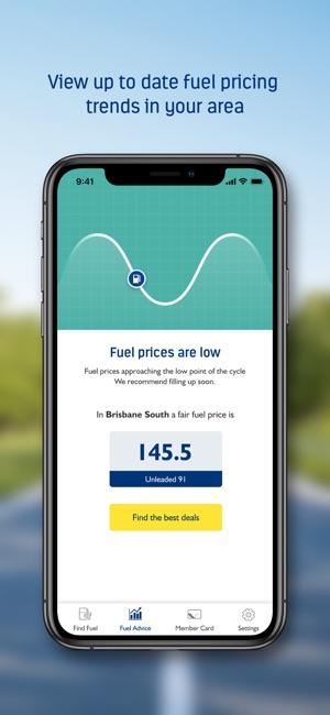 Fair Fuel Screenshot