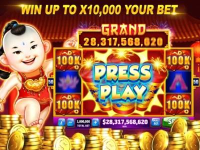 casino lemay Slot Machine