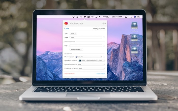 AutoMounter Screenshot 04 jatoq9n