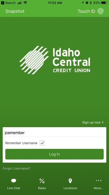 Idaho Central Credit Union Cd Rates : idaho, central, credit, union, rates, Mobile, Banking, Idaho, Central, Credit, Union