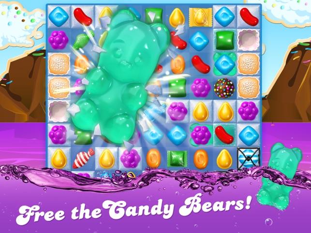 candy crush sofa beddinge lovas bed soda saga on the app store