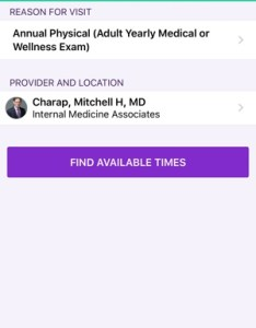 Screenshots also nyu langone health on the app store rh itunesle