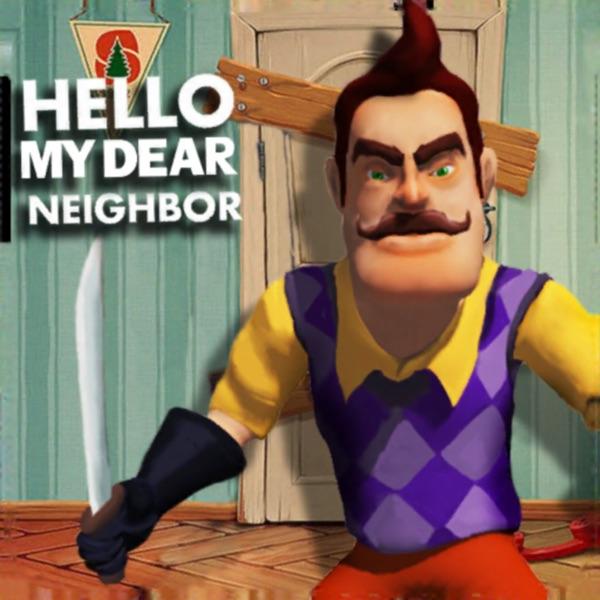 Neighbor's Dark Riddle