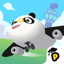Dr. Panda Flughafen