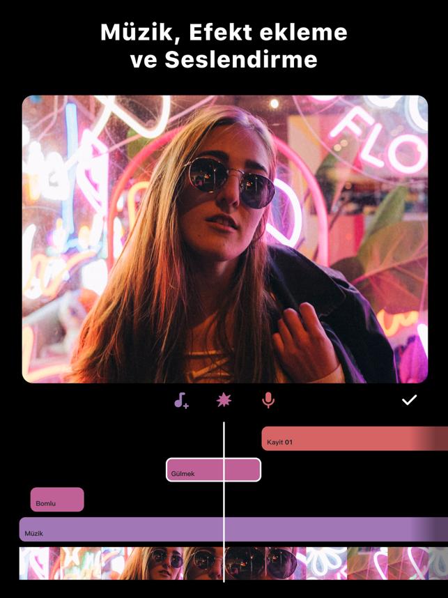 InShot Video düzenleyici Müzik Screenshot