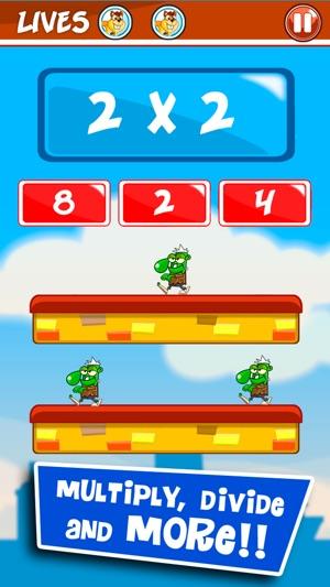 M. Numbers: Mental Math Games Screenshot