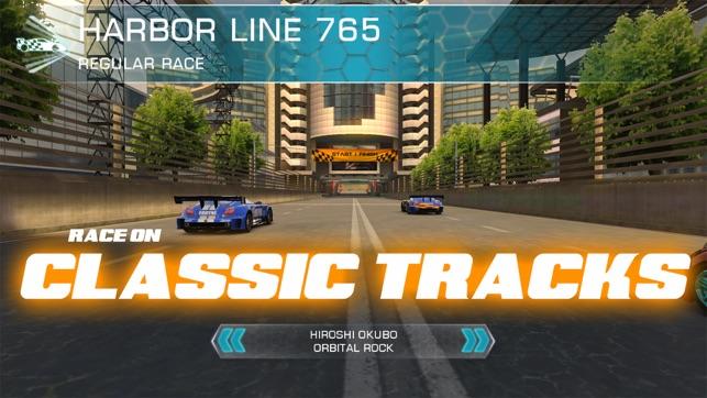 Ridge Racer Slipstream Screenshot