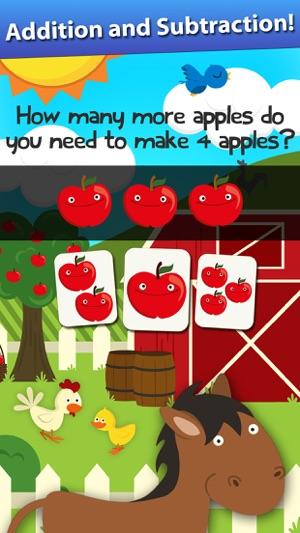 Animale Matematica In Età Prescolare Giochi Matema Screenshot