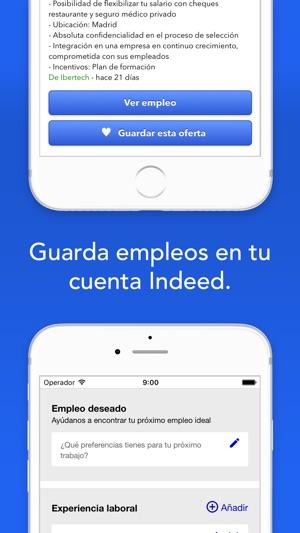 Indeed: Búsqueda de empleo Screenshot