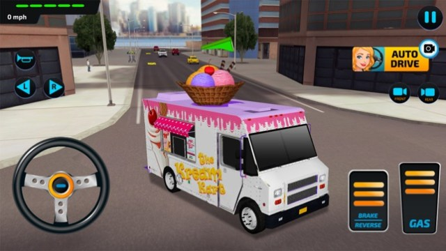 Food Truck Rush Screenshot