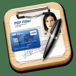 Preenchimento de formulários PDF