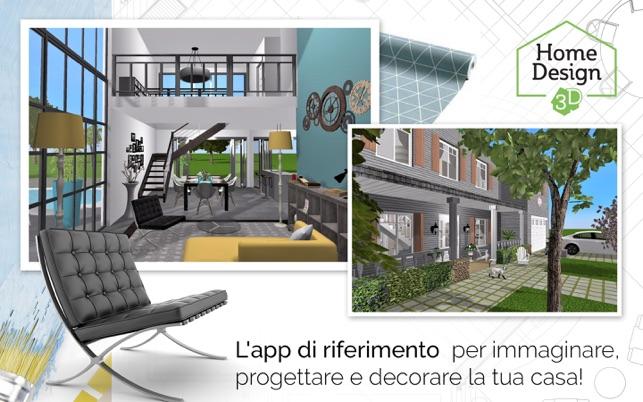 Home Design 3D GOLD Sul Mac App Store
