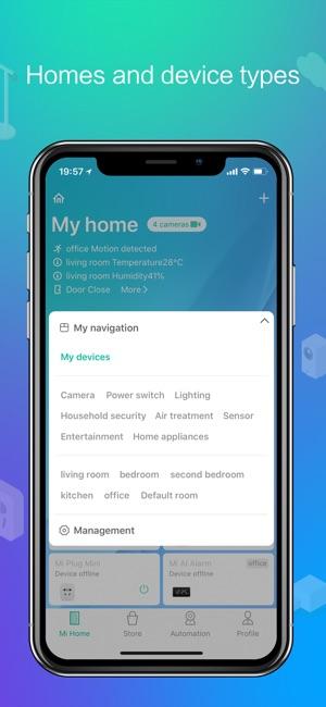 Mi Home - xiaomi smarthome Capture d'écran