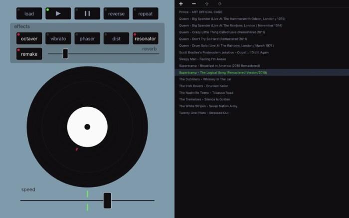 Flexi Player Turntable Screenshot 02 ikzebqn