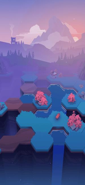Valleys Between Screenshot