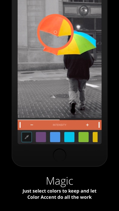 Color Accent Screenshot