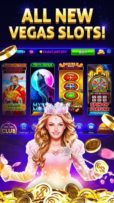 Club Vegas - NEW Slots Casino 24.0.7 IOS
