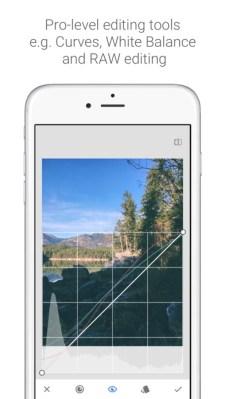 392x696bb - Snapseed ya se adapta a la pantalla OLED de 5,8 pulgadas del iPhone X