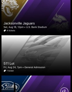 Screenshots also minnesota vikings on the app store rh itunesle