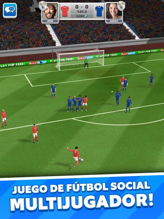 Score! Match Screenshot