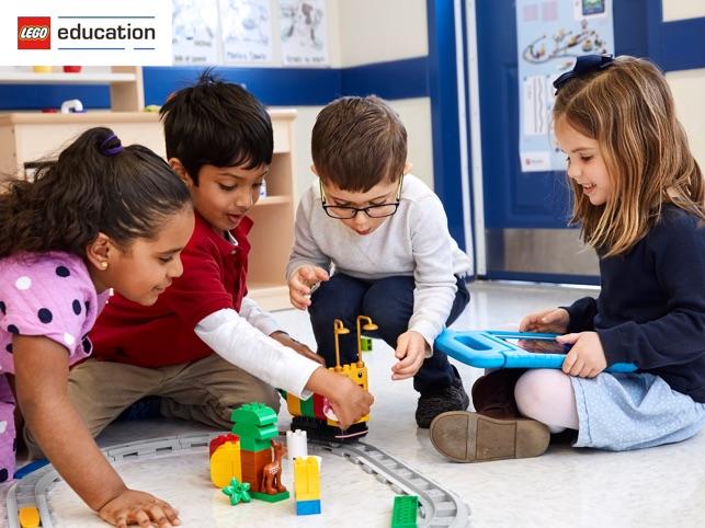 Coding Express LEGO® Education Screenshot
