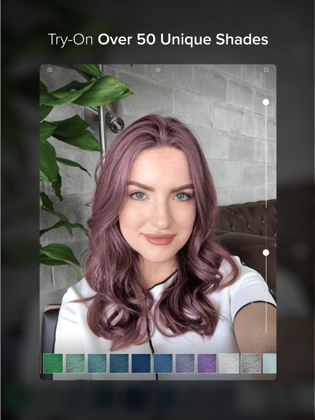 ‎Hair Color Screenshot