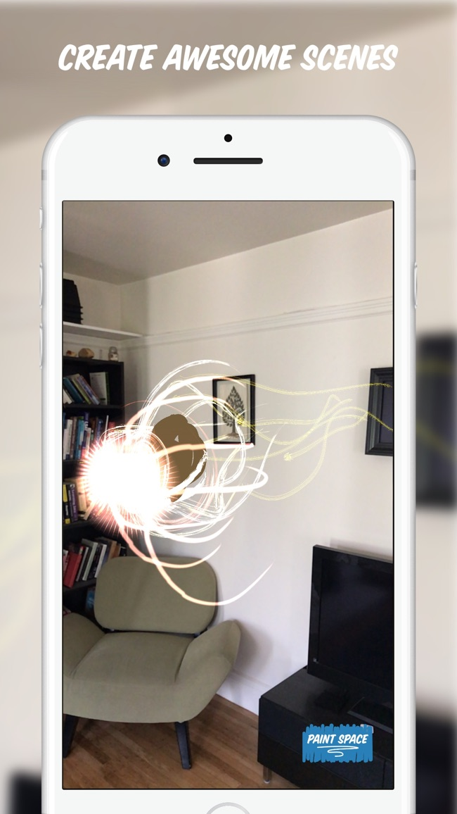 Paint Space AR Screenshot