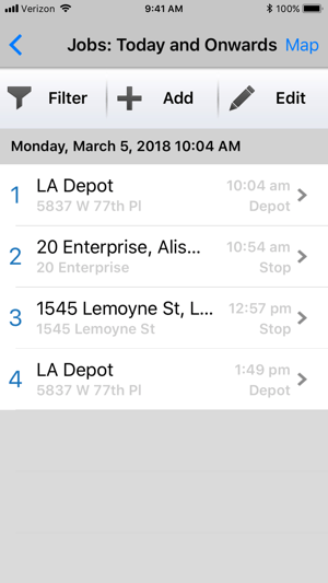 WorkPlan by Verizon Connect on the App Store